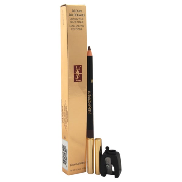 Yves Saint Laurent Dessin Du Regard # 6 Hazelnut Brown Long Lasting Eye Pencil