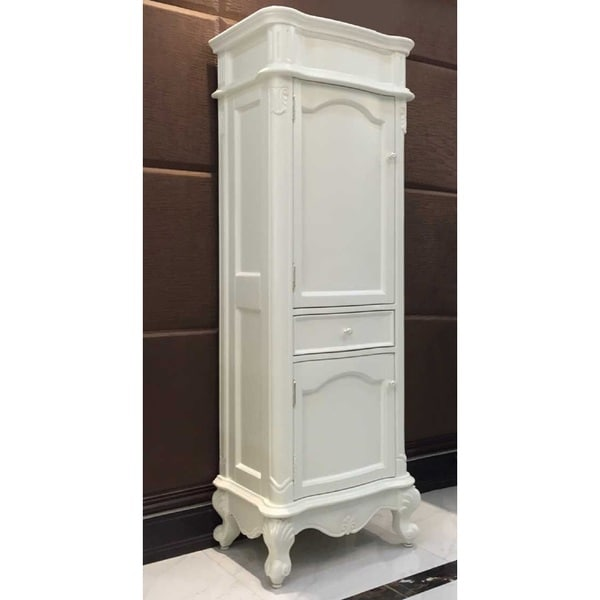 Messina 23-inch Cabinet in White
