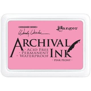 Wendy Vecchi Designer Series Archival Ink Pad Pink Peony