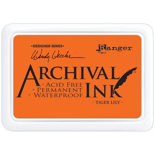 Wendy Vecchi Designer Series Archival Ink Pad Tiger Lily