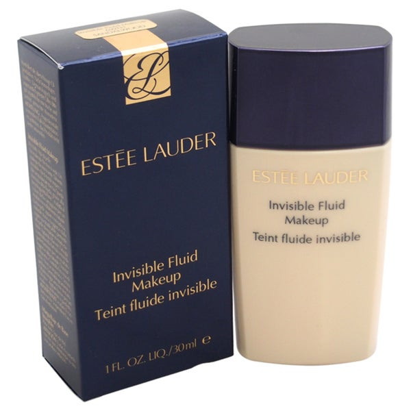 Estee Lauder Invisible Fluid 6WN1 Sandalwood Makeup