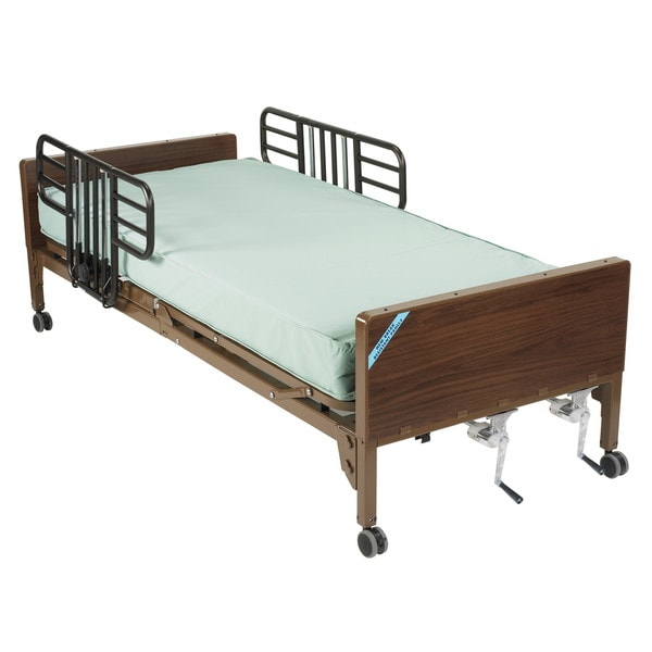 Drive Medical Multi Height Manual Hospital Bed