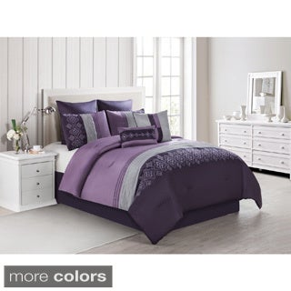 Madison Park Mendocino 7 Piece Comforter Set 13652266