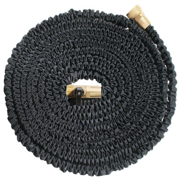 XHose Pro 25-foot Incredible Xpanding Garden Hose with Brass Fittings