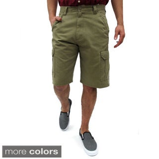Narragansett Traders Men's Twill Cargo Shorts