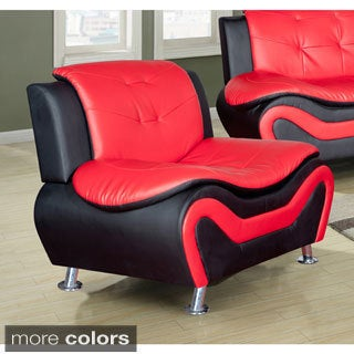 Ceccina Modern Leather Living Room Chair