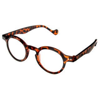 Hot Optix Unisex Round Reading Glasses