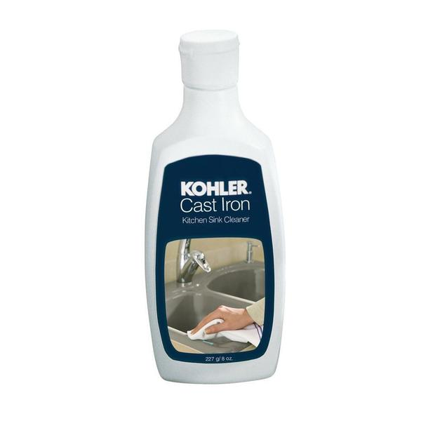 Kohler 8 ounce Cast Iron Kitchen Sink Cleaner