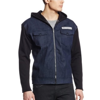 Sons of Anarchy Denim Jacket with Hood