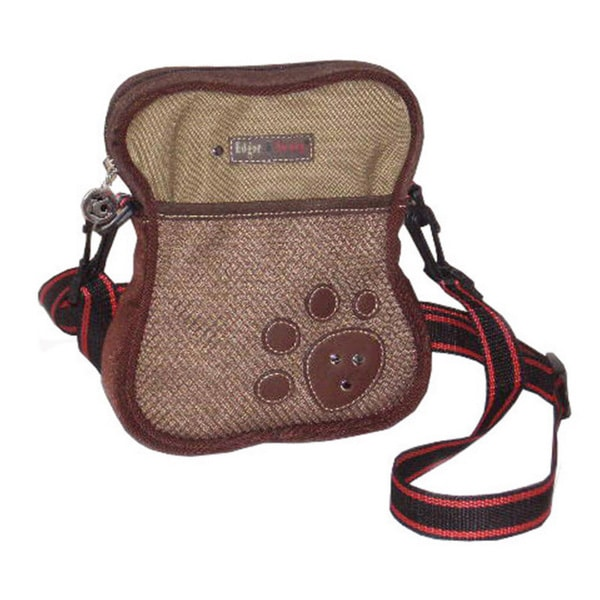 Joanel Multi-purpose Paw Print Crossbody Bag