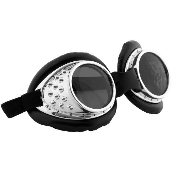 Steampunk Radioactive Goggles Costume Accessory