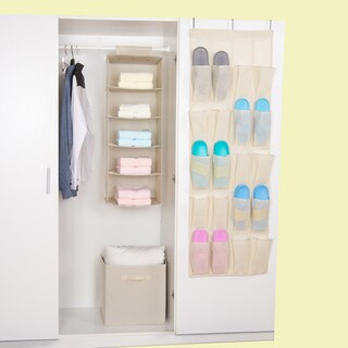 Foldable Storage Units 3-piece Kit