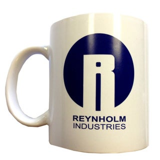 The It Crowd Reynholm Industries 11-ounce Ceramic Coffee Mug