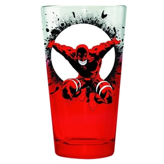 Daredevil Comic Book Cover 16-ounce Pint Glass