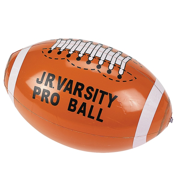 Inflatable Football Accessory Prop