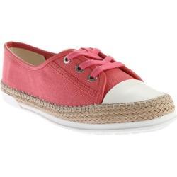Women's Anne Klein Zachery Sneaker Medium Pink Multi Fabric