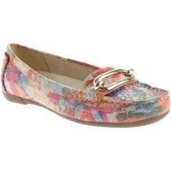 Women's Anne Klein Noris Loafer Pink Multi Reptile