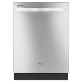 Whirlpool Wfd520padm Full Console Stainless Steel Dishwasher