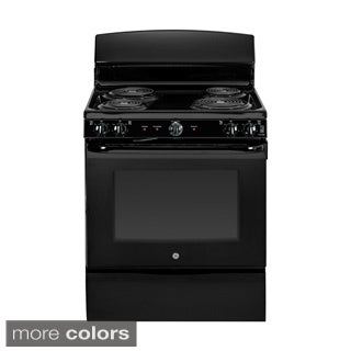 GE 30-inch Free-standing Electric Range