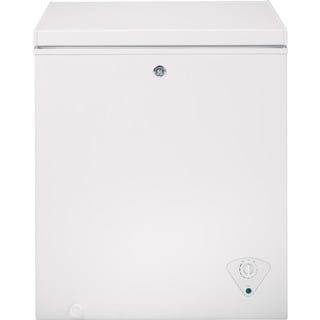 GE 5.0 Cubic Feet Manual Defrost Chest Freezer