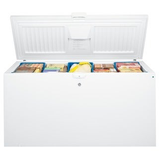 GE 21.7 Cubic Feet Manual Defrost Chest Freezer