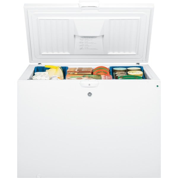 GE 14.8 Cubic Feet Manual Defrost Chest Freezer