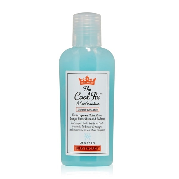 Shaveworks The Cool Fix 1-ounce Targeted Gel Lotion