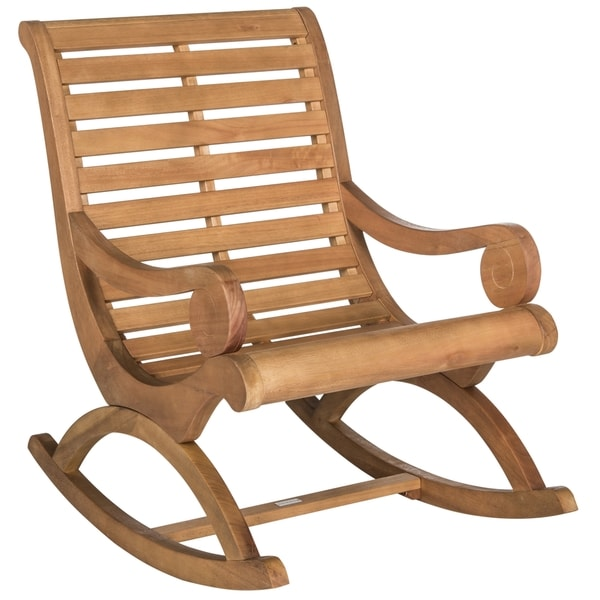 International Caravan San Tropez Wicker Resin Aluminum High Back Patio Rocking Chair INC1941 additionally Product together with Outdoor Wood Porch Rocker Black moreover Product furthermore Product. on international caravan rocking chair