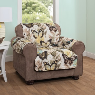 Lush Decor Floral Paisley Armchair Furniture Protector Slipcover 17161371