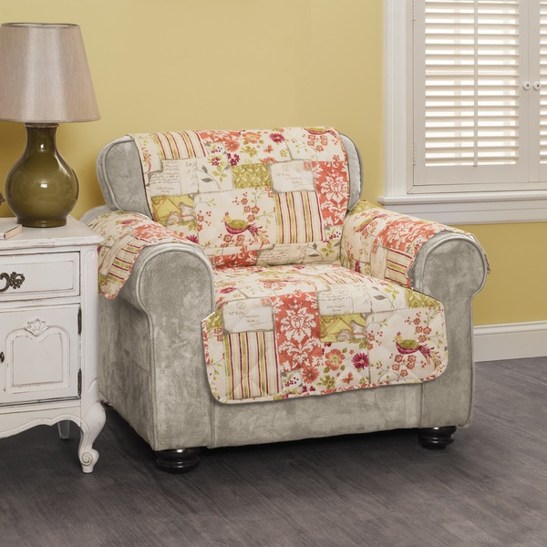 Patchwork Chair Protector