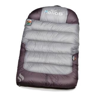 Helios Trail-Barker Multi-Surface Travel Dog Bed Featuring BlackShark Technology