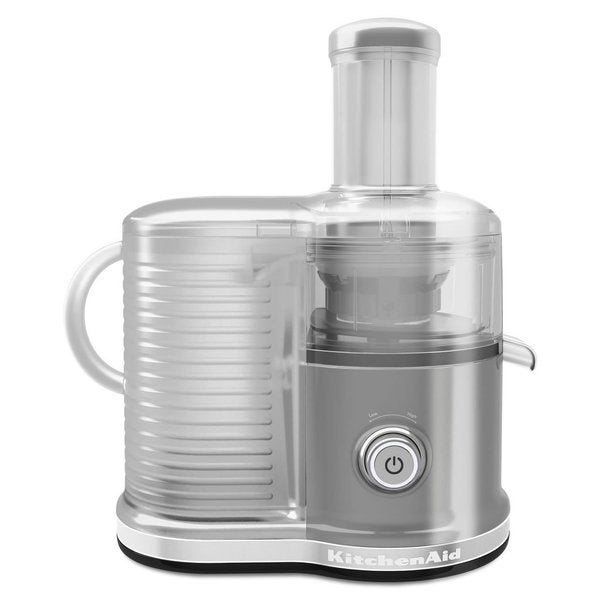KitchenAid KVJ0333CU Contour Silver Easy Clean Juicer