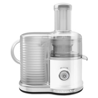 KitchenAid KVJ0333WH White Easy Clean Juicer