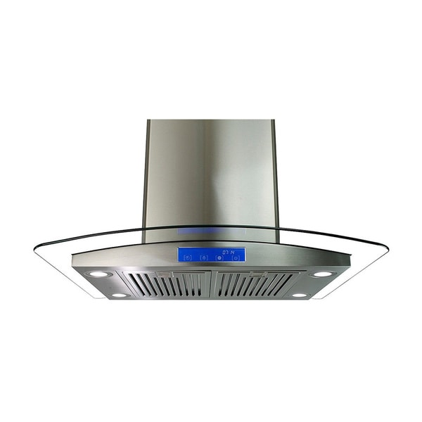 Cosmo 30-inch Stainless Steel Wall Mount Range Hood (668ICS750)