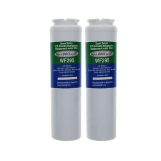 AquaFresh WF295, Maytag UKF8001 Comparable Refrigerator Water Filter (2 Pack)