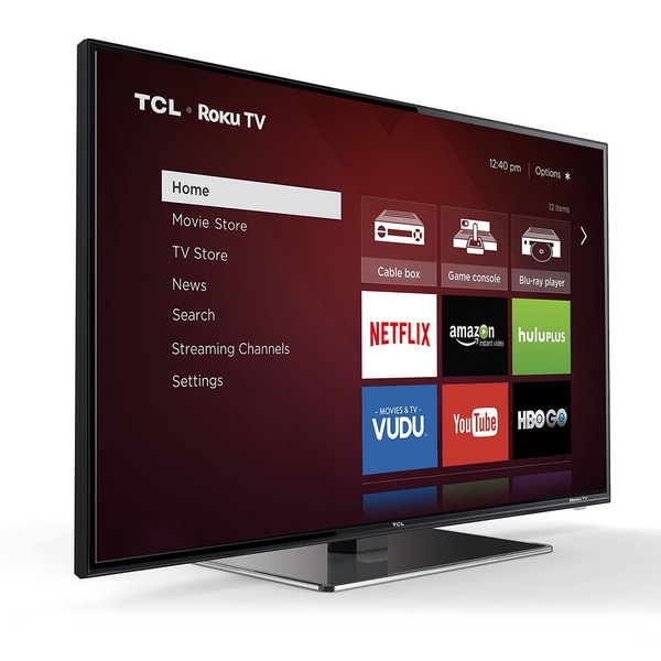 TCL 32S3700 32-Inch 720p 60Hz Roku Smart LED TV