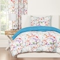 Crayola Splat 3-piece Comforter Set