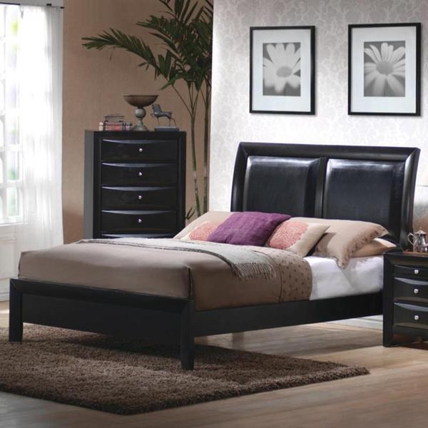 Elysian Black Bed