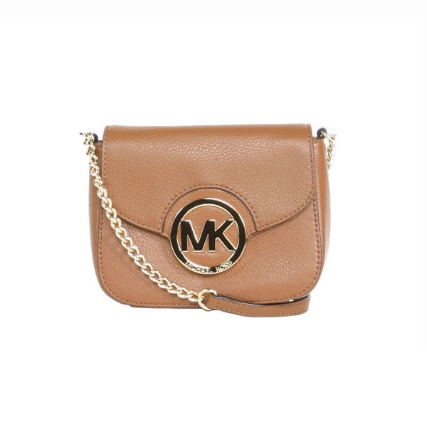 MICHAEL Michael Kors Luggage Fulton Small Crossbody