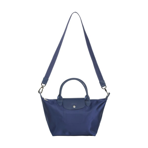 Longchamp Navy Le Pliage Neo Small Handbag