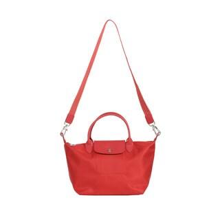 Longchamp Poppy Le Pliage Neo Small Handbag