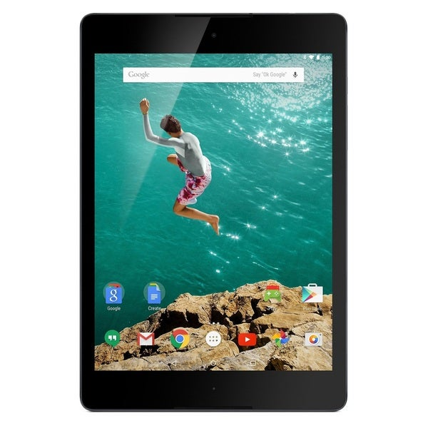 HTC Google Nexus 9 32GB Unlocked GSM 4G LTE Phone / Tablet PC - Indigo Black