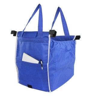As Seen On TV Clip-to-Cart Shopping Bag (2-piece Set)