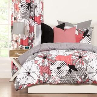 Crayola Flower Patch 3-piece Comforter Set