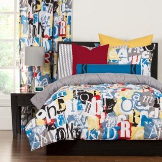 Crayola Dream On 3-piece Comforter Set