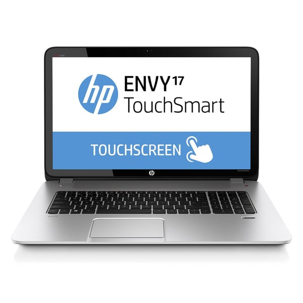 HP ENVY 17-K073CA Intel Core i7, 12GB, 17.3-Inch HD+ Touchscreen, Beats Audio, Win 8.1 Notebook (Certified Refurbished Grade A)