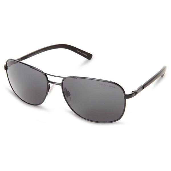 Polo Ralph Lauren PH3076 903887 Aviator Sunglasses - 59MM