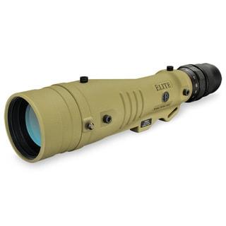Bushnell Elite Spotting Scope 8-40x60mm Tan ED Glass