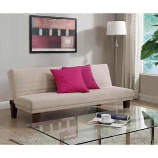 DHP Dillan Convertible Futon Sofa