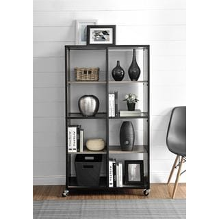 Altra Mason Ridge Mobile Bookcase/ Room Divider